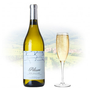 Pelissero - Moscato d'Asti   Italian Sparkling Wine