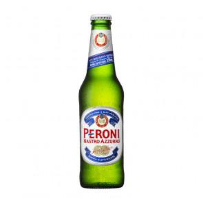 Peroni Nastro Azzurro - 330ml (Bottle) | Italian Beer