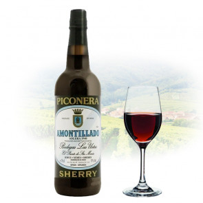 Piconera - Sherry Amontillado | Spanish Fortified Wine