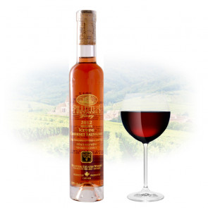 Pillitteri Estates VQA Reserve Icewine Cabernet Sauvignon - 375ml | Canadian Sweet Red Wine