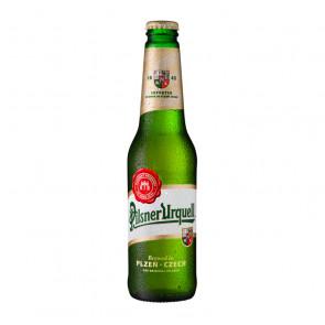 Pilsner Urquell Beer - 330ml (Bottle) | Czech Beer