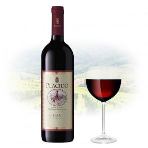 Placido - Chianti   Italian Red Wine