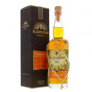 Plantation Vintage Edition Barbados 2005 | Caribbean Rum