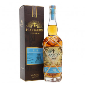 Plantation Vintage Edition Fiji 2009 | Caribbean Rum
