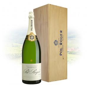 Pol Roger - Brut Reserve Mathusalem - 6L | Champagne