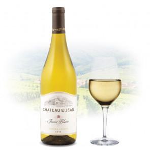 Château St. Jean Fumé Blanc 2012 Sonoma County | California American Philippines Wine