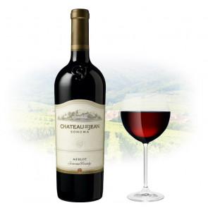 Château St. Jean Merlot 2011 Sonoma County | California American Philippines Wine