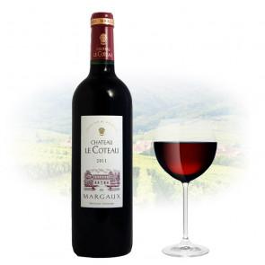 Château Le Coteau - Margaux 2011 | Manila Philippines Wine