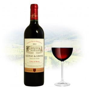 Château Lidonne Tertre de Cibelle - Côtes de Bourg | Grand Vin de Bordeaux | Philippines Manila Wine