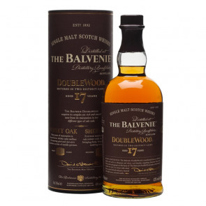 Balvenie 17 Year Old DoubleWood | Philippines Manila Whisky