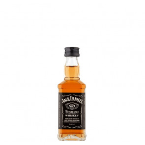 Jack Daniel's Black Label 5cl Miniature | Philippines Manila Whiskey