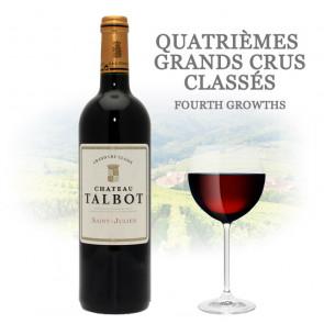 Château Talbot 2006 - Saint Julien | 4ème Grand Cru Classé | Philippines Wine