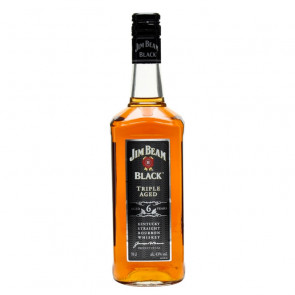Jim Beam Black 6 Year Old Triple Aged Bourbon | American Whiskey