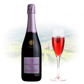 Bottega Fragolino Rosso Spumante | Sparkling Wine
