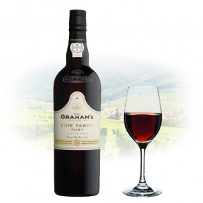 Porto Wine | Graham's Fine Tawny Port