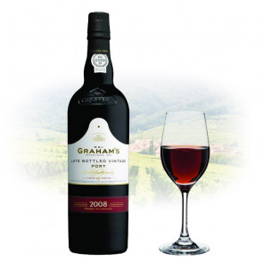 Porto Wine | Graham's LBV 2008
