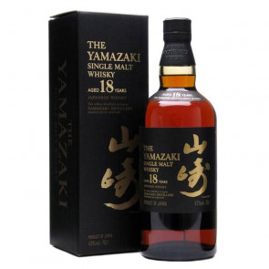 The Yamazaki Single Malt Whisky 18 Year Old | Japanese Whisky