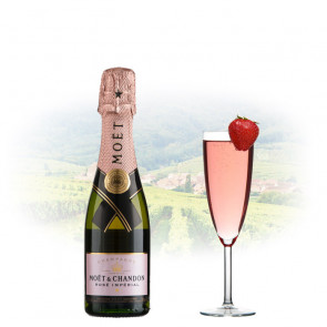 Moët & Chandon Rosé Impérial 37.5cl Half Bottle | Champagne