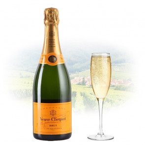 Veuve Clicquot Yellow Label Brut 3L Jeroboam | Champagne Philippines