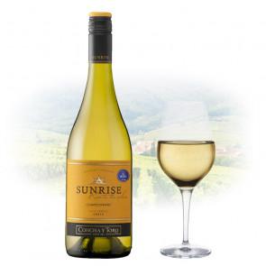 Sunrise Concha y Toro Chardonnay   Wine Phillippines