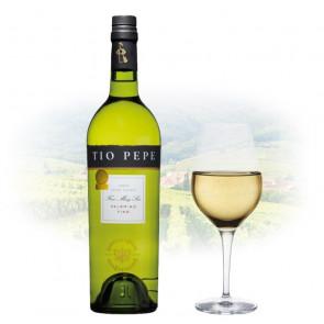 Tio Pepe Fino Sherry | Manila Philippines Wine
