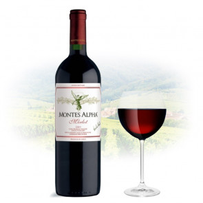 Montes Alpha Merlot | Manila Philippines Wine