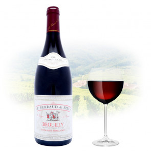 Ferraud & Fils - Brouilly 2010 | Philippines Wine
