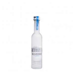 Belvedere Pure 5cl Miniature | Manila Philippines Vodka