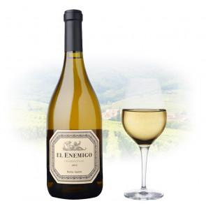 El Enemigo Chardonnay 2012   Manila Philippines Wine