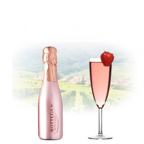 Bottega Rose Gold Miniature 200ml | Manila Philippines Sparkling Wine