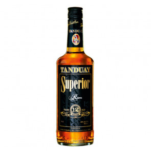 Tanduay Superior Rum 12 Years | Manila Philippines Rum