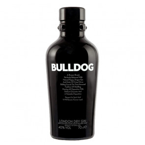 Bulldog London Dry Gin | Philippines Manila Gin