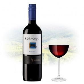 Gato Negro Merlot | Manila Philippines Wine