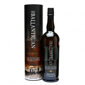 Old Ballantruan The Peated Malt 10 Year Old Scotch Whisky | Philippines Manila Whisky
