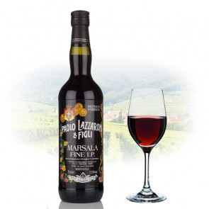 Paolo Lazzaroni Marsala Fine IP | Manila Philippines Fortified Wine
