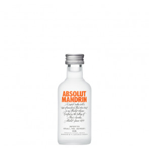 Absolut - Mandrin - 50ml Miniature | Swedish Vodka