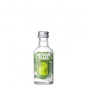Absolut - Pears - 50ml Miniature | Swedish Vodka
