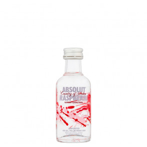 Absolut Raspberry 5cl Miniature | Philippines Manila Vodka