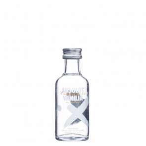 Absolut - Vanilia - 50ml Miniature | Swedish Vodka