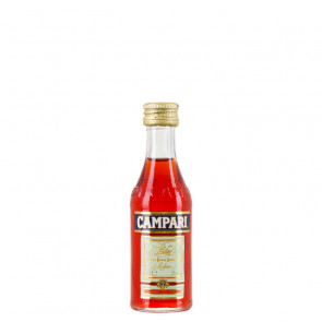 Campari Bitter 4cl Miniature | Philippines Manila Spirits