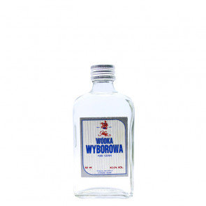Wyborowa Blue 5cl Miniature | Manila Philippines Vodka