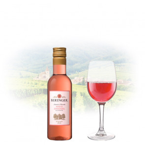 Beringer California White Zinfandel Mini (187ml)| Philippines Manila Wine