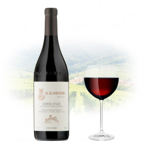 GD Vajra Barbera D'Alba 2012 | Philippines Manila Wine
