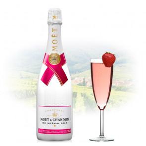 Moët & Chandon Ice Impérial Rosé 75cl | Manila Wine Champagne