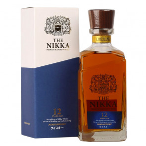 The Nikka Premium Blended 12 Years Old | Manila Philippines Whisky
