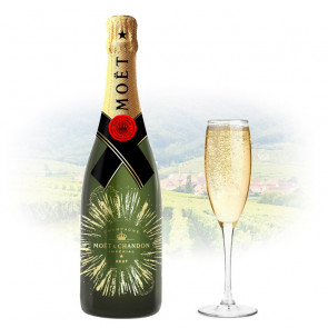 Moët & Chandon Brut Impérial Bursting Bubbles Edition | Manila Wine Champagne