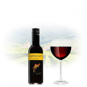 Yellow Tail Shiraz Miniature (187ml) | Manila Wine Philippines