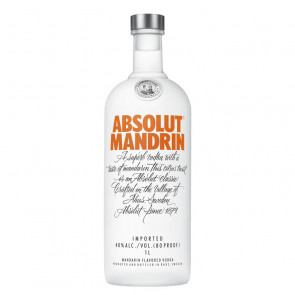 Absolut - Mandrin - 1L | Swedish Vodka