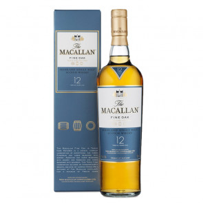 The Macallan 12 Year Old Fine Oak Whisky | Manila Philippines Whisky