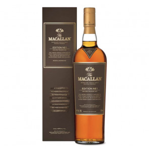 The Macallan Edition No. 1 | Scotch Whisky | Philippines Manila Whisky